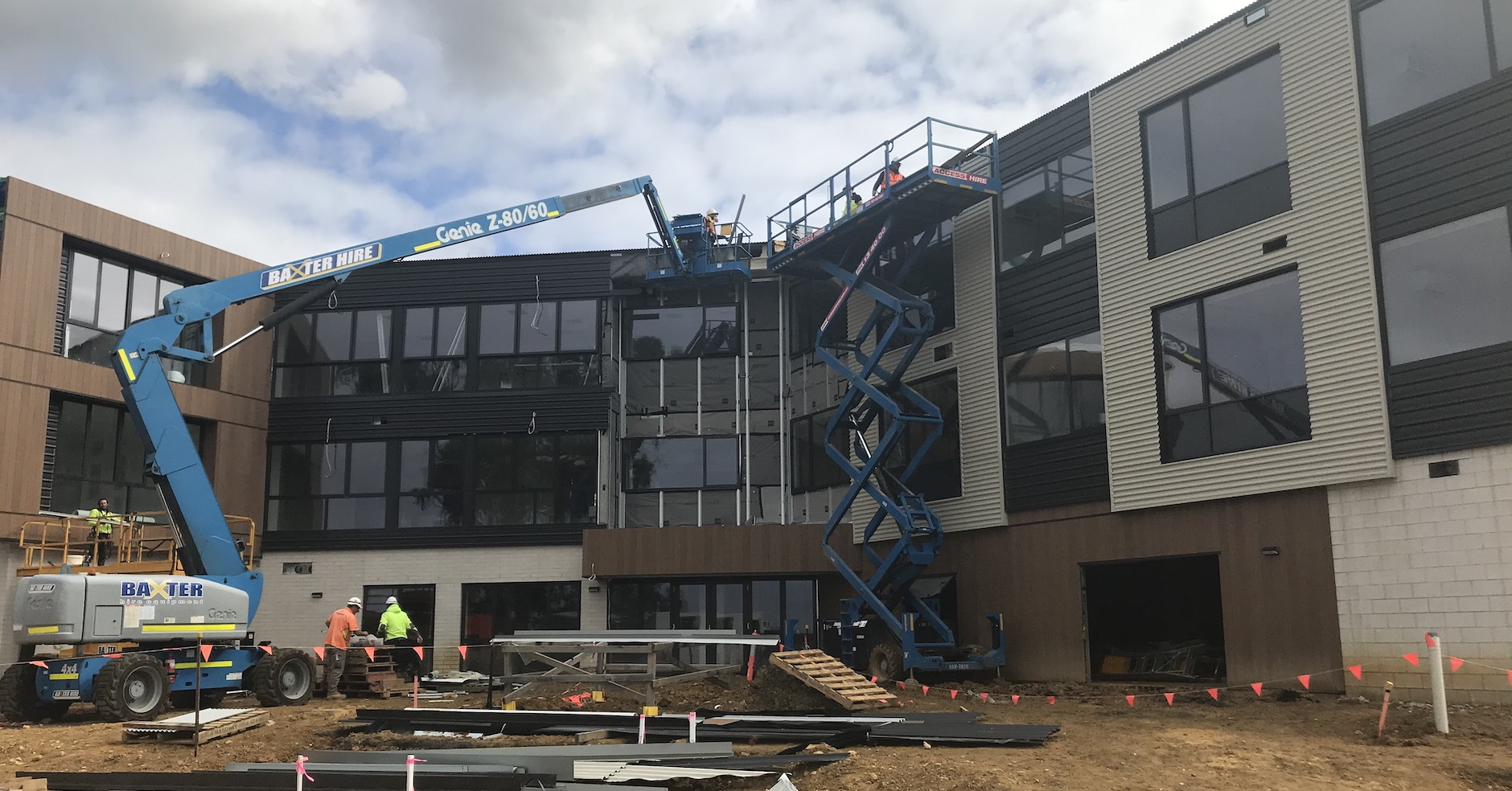 Edgarley Assisted Living - Stage 1 to open July 2021